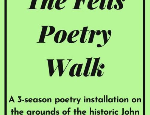 Poetry Walk at The Fells Historic Estate and Gardens!