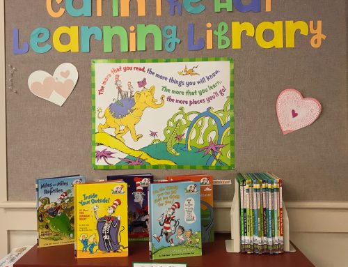 The Cat in the Hat Learning Library Collection!