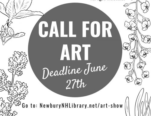 Call for Art!