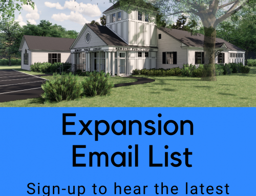 Proposed Library Expansion Contact List